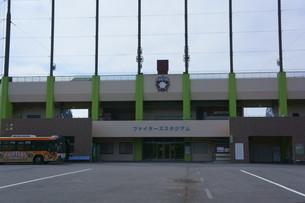 ファイターズタウン鎌ヶ谷の写真素材 [FYI01720994]
