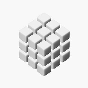 キューブの写真素材 [FYI01721120]