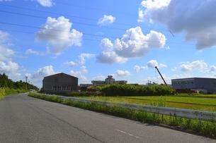新潟刑務所の写真素材 [FYI01721137]