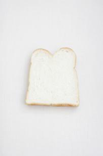 1枚の食パンの写真素材 [FYI01721162]