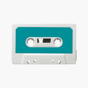 カセットテープの写真素材 [FYI01721223]