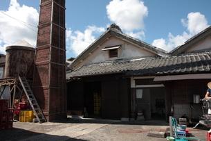 豊乃鶴酒造精米所及び貯蔵庫の写真素材 [FYI01721662]