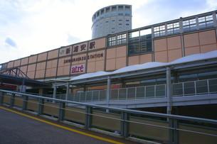 新浦安駅の写真素材 [FYI01721759]
