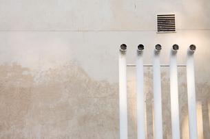 排気口の写真素材 [FYI01722045]