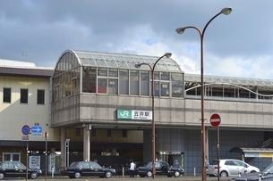 JR五井駅 小湊鐵道五井駅の写真素材 [FYI01722081]