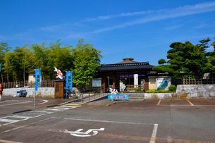 小千谷市錦鯉の里の写真素材 [FYI01722112]
