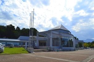 フォッサマグナミュージアムの写真素材 [FYI01722307]