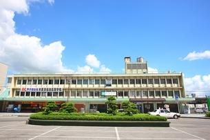 木更津駅の写真素材 [FYI01722647]