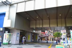 行徳駅の写真素材 [FYI01722675]