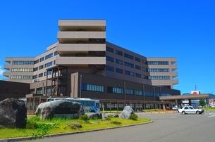 上越総合病院の写真素材 [FYI01722818]