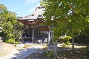 飯縄寺 本堂の写真素材 [FYI01723004]