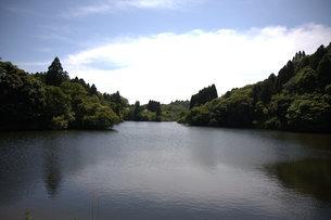 軍荼利山植物群落の写真素材 [FYI01723052]