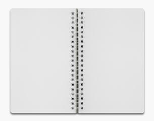 ノートの写真素材 [FYI01723221]