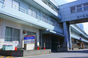 行徳総合病院の写真素材 [FYI01723395]