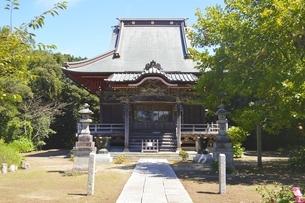 飯縄寺 本堂の写真素材 [FYI01723526]