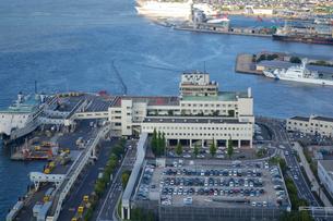万代島フェリーターミナルの写真素材 [FYI01723557]