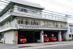 野田市消防本部・消防署の写真素材 [FYI01723594]