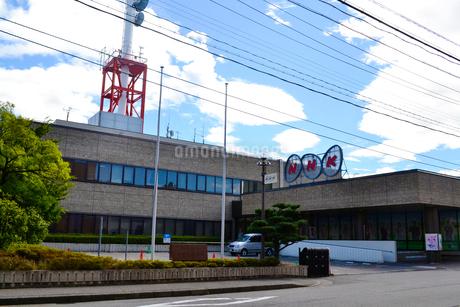 NHK新潟放送局の写真素材 [FYI01723608]