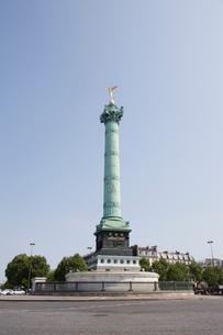 バスティーユ広場の写真素材 [FYI01723994]