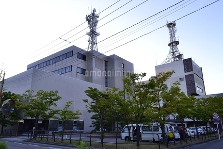 BSN新潟放送の写真素材 [FYI01724152]