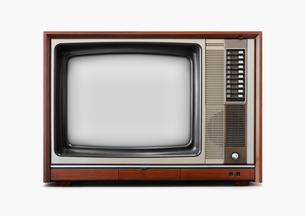 テレビの写真素材 [FYI01724319]