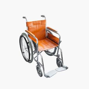 車椅子の写真素材 [FYI01724348]