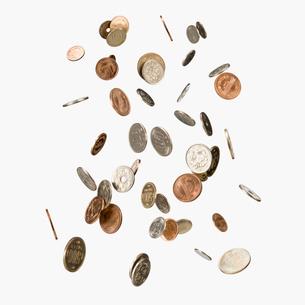 コインの写真素材 [FYI01724378]