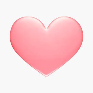 ハートのバレンタインチョコの写真素材 [FYI01724437]