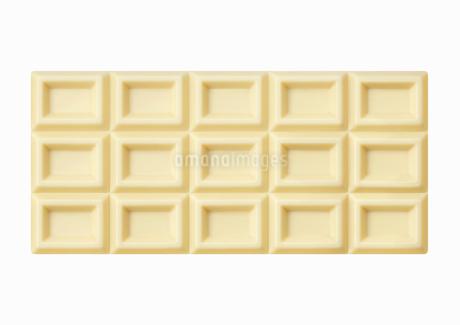 ホワイトチョコレートの写真素材 [FYI01724610]