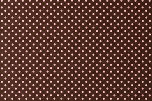 水玉模様の布の写真素材 [FYI01724690]