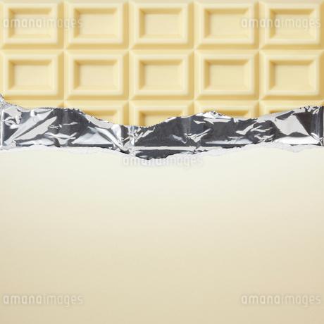 ホワイトチョコレートの写真素材 [FYI01724813]