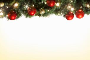 クリスマスのかざりの写真素材 [FYI01725046]
