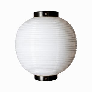 白い提灯の写真素材 [FYI01725080]