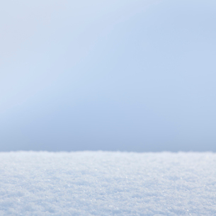 雪の背景の写真素材 [FYI01725144]