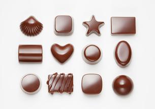 チョコレートの写真素材 [FYI01725209]