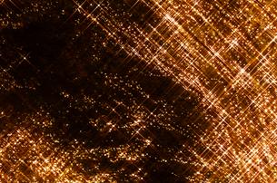 東京丸の内の街路樹のイルミネーションの写真素材 [FYI01725658]