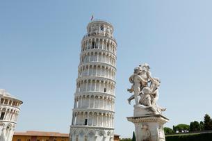 ピサの斜塔 イタリアの写真素材 [FYI01725859]