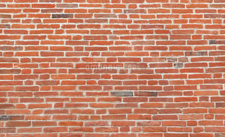レンガ壁の写真素材 [FYI01725952]