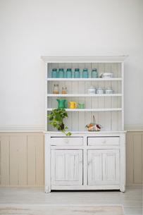 キッチンのサイドボードの写真素材 [FYI01726625]