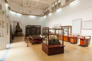 歴史博物館内部の写真素材 [FYI01727937]