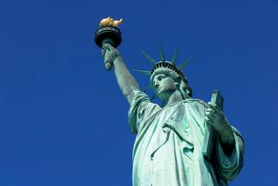 自由の女神の写真素材 [FYI01729684]