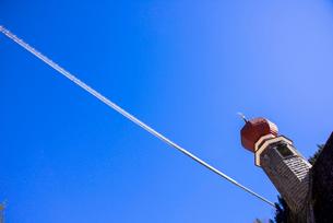 チロルの新アトラクション ハイライン179の写真素材 [FYI01729713]