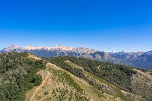バリローチェのカテドラル山の写真素材 [FYI01730066]