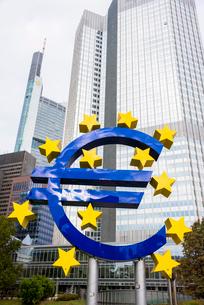 EUのマークの写真素材 [FYI01730576]