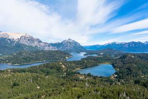バリローチェのナウエル・ウアピ湖の写真素材 [FYI01732150]