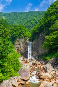 苗名滝の写真素材 [FYI01732928]