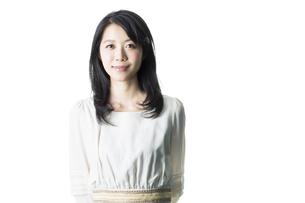 20代日本人女性の写真素材 [FYI01733006]