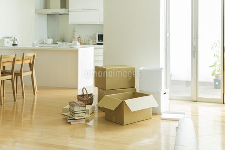 引っ越しイメージの写真素材 [FYI01733426]