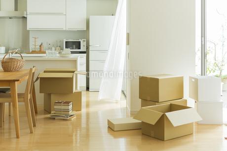 引っ越しイメージの写真素材 [FYI01733585]