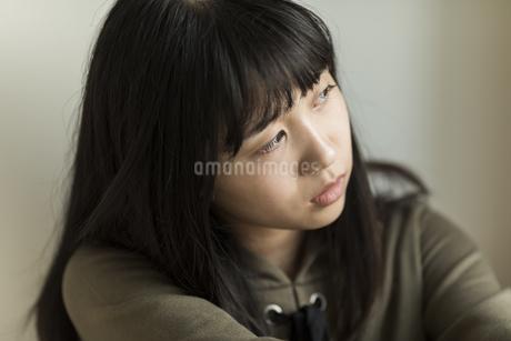 日本人10代の女の子の写真素材 [FYI01733667]